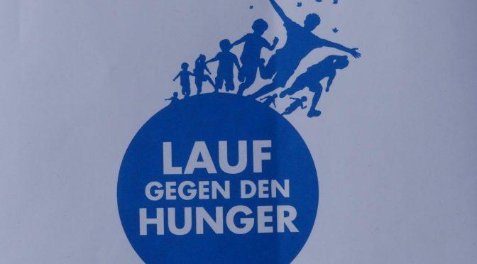 18.06.2018 – Spendenlauf gegen den Hunger