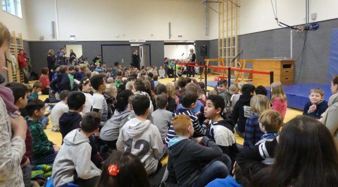 13.02.2019 – Neue Sporthalle in Betrieb