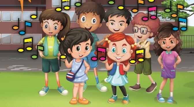 04.05.2020 – Neue Schul-CD vom Pausensingen