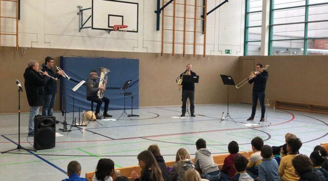 11/2020 – Philharmoniker an unserer Schule