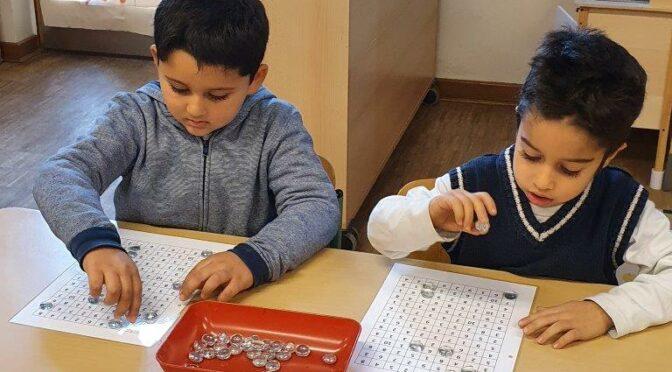 03.12.2020 – Mathematik-Frühförderung in der VSK